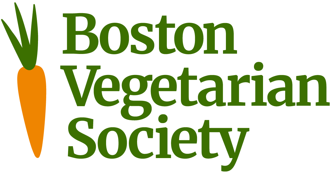 Boston Vegetarian Society Logo