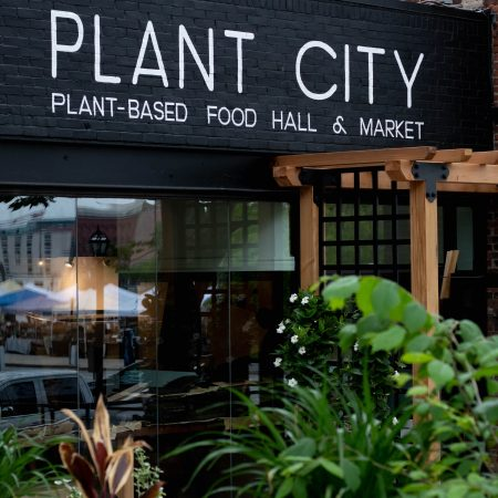 Plant City Plant-Based Food Hall and Market