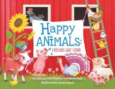 Happy Animals: Friends Not Food