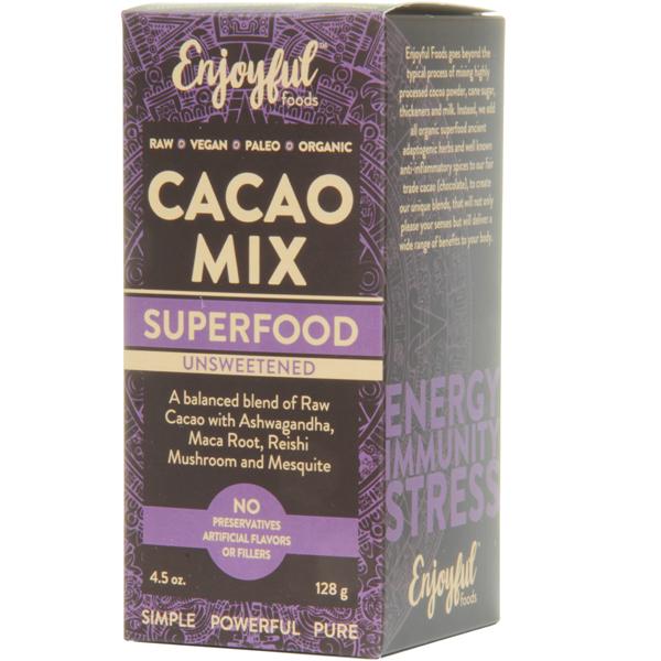 Enjoyful cocao mix superfood