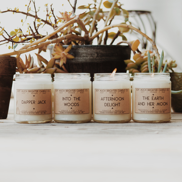 Soy Much Brighter Candle Company